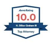 10.0 H. Dillon Graham 3 Top Attorney